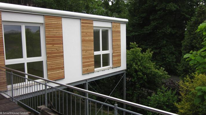 SmartHouse on Stilts