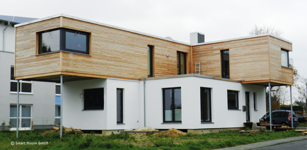 Smart Haus the smart way of house building croxxing