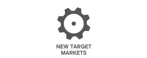 Neue Zielmärkte