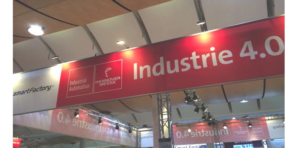 Industrie 4.0 auf der Hannover Messe 2015