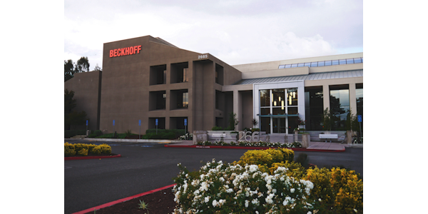 Beckhoff Silicon Valley Tech Center, © Beckhoff Automation 2016