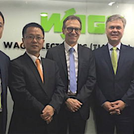 WAGO Opens 9th Sales Office in China