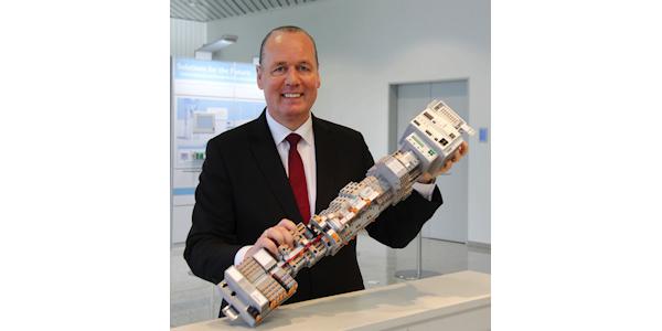 Frank Stührenberg, Vorsitzender der Geschäftsführung von PHOENIX CONTACT Deutschland GmbH, © PHOENIX CONTACT 2017