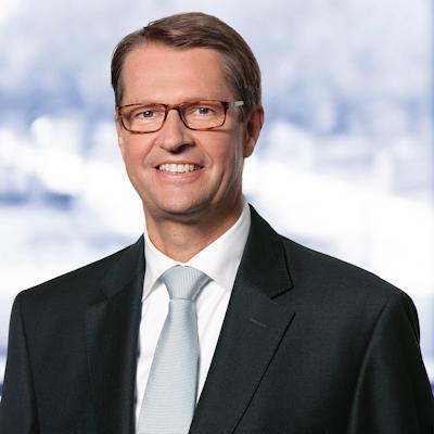 Lenze SE Vorstandsvorsitzender Christian Wendler, © Lenze SE 2016