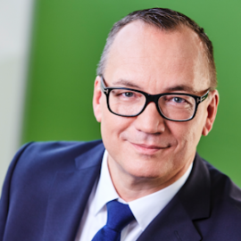 "Christian Sallach has assumed the newly created position of ""Chief Digital Officer"" at WAGO, © WAGO Kontakttechnik GmbH & Co. KG, Germany 2017"