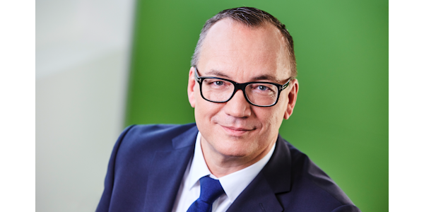 """Christian Sallach has assumed the newly created position of """"Chief Digital Officer"""" at WAGO, ©WAGO Kontakttechnik GmbH & Co. KG, Germany 2017"""