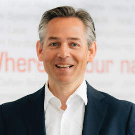 Norbert Rotter, CEO itelligence AG, © itelligence AG 2018