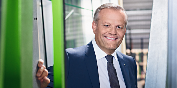 Andreas Engelhardt, persönlich haftender Gesellschafter der Schüco International KG, © Schüco International KG 2018