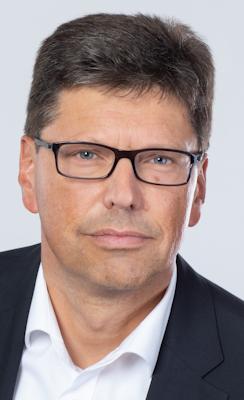 Volker Bibelhausen, Chief Technology Officer der Weidmüller Gruppe, Weidmüller 2019