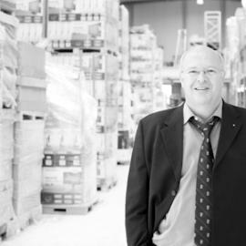 Siegbert Wortmann, Firmengründer und Vorstandsvorsitzender der Wortmann AG, © Wortmann AG 2020